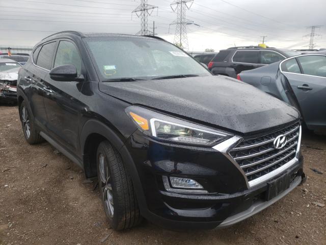 2020 Hyundai Tucson Limited en venta en Elgin, IL