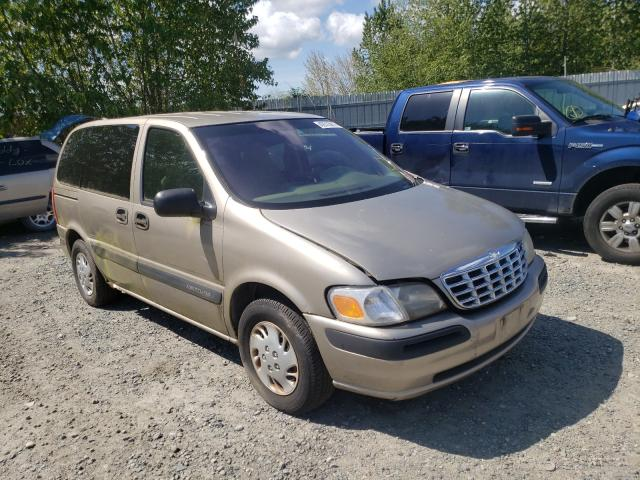 Salvage cars for sale from Copart Arlington, WA: 2000 Chevrolet Venture
