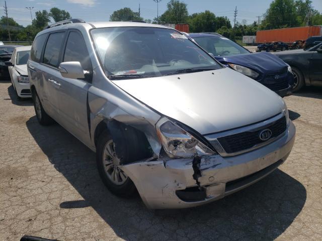 Salvage cars for sale from Copart Bridgeton, MO: 2012 KIA Sedona LX