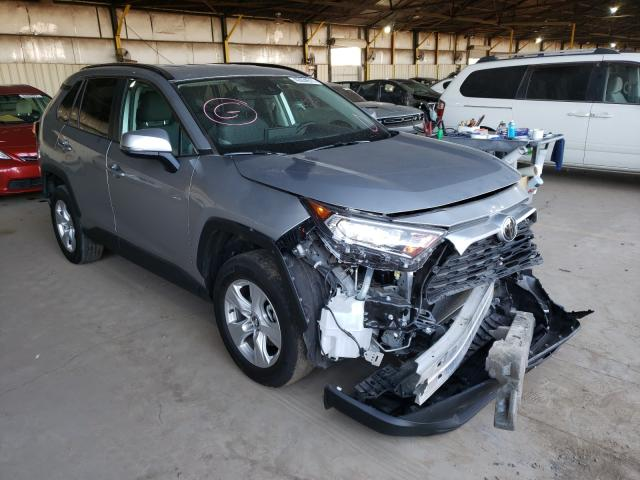 Salvage cars for sale from Copart Phoenix, AZ: 2020 Toyota Rav4 XLE