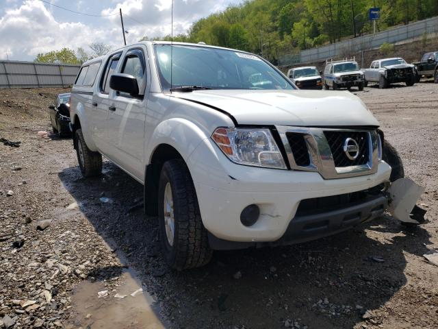 Salvage cars for sale from Copart West Mifflin, PA: 2018 Nissan Frontier S