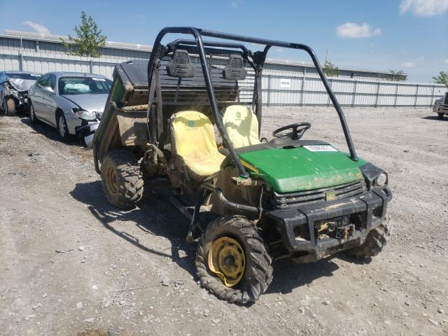 John Deere Gator salvage cars for sale: 2012 John Deere Gator
