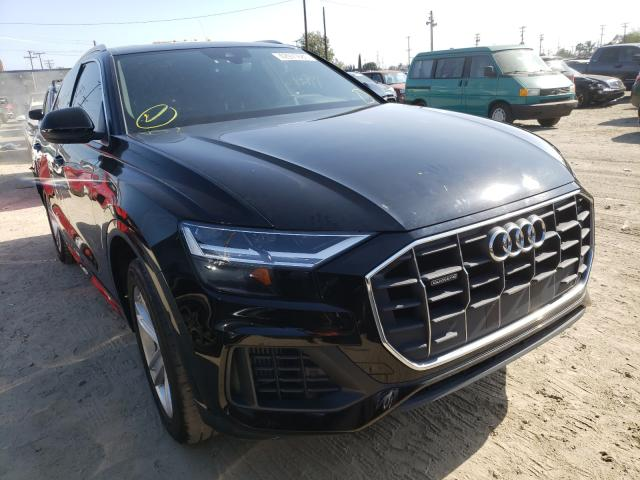 Vehiculos salvage en venta de Copart Los Angeles, CA: 2019 Audi Q8 Premium