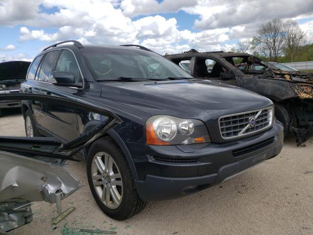 Salvage cars for sale from Copart Cudahy, WI: 2010 Volvo XC90 3.2