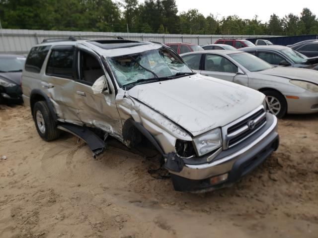 Salvage cars for sale at Gaston, SC auction: 2000 Toyota 4runner SR