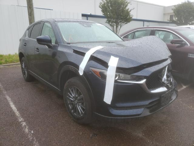 Mazda salvage cars for sale: 2019 Mazda CX-5 Touring