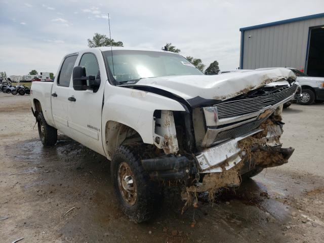 Salvage cars for sale from Copart Sikeston, MO: 2007 Chevrolet Silverado