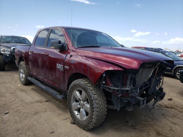 Vehiculos salvage en venta de Copart Brighton, CO: 2019 Dodge RAM 1500 Class