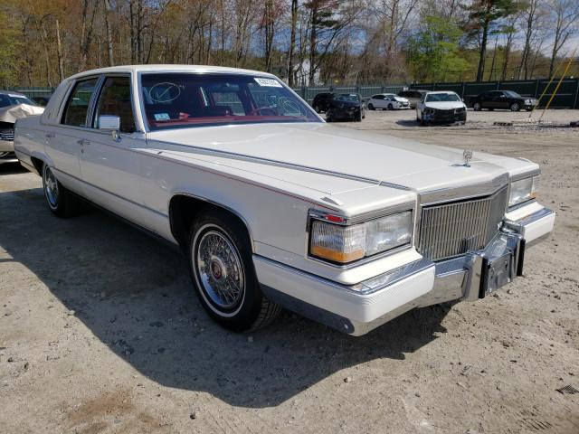 Cadillac Brougham salvage cars for sale: 1990 Cadillac Brougham