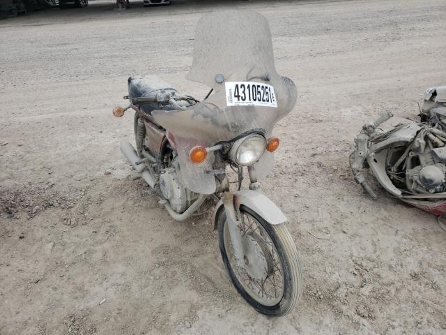 Salvage cars for sale from Copart Houston, TX: 1977 Yamaha MC