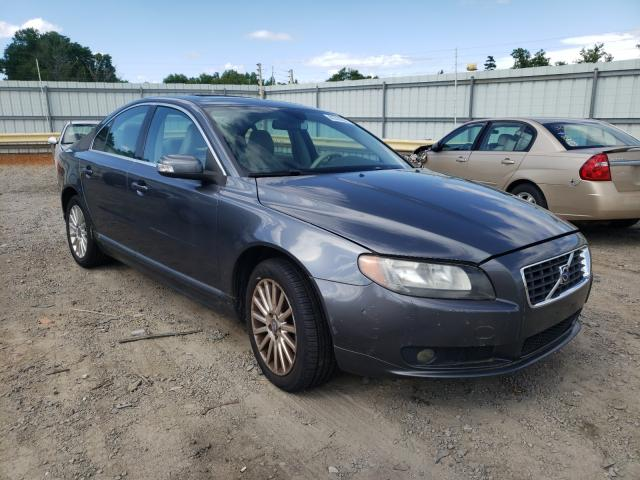 Salvage cars for sale from Copart Chatham, VA: 2007 Volvo S80