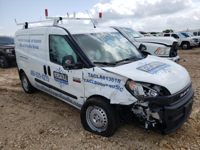 Dodge Promaster salvage cars for sale: 2020 Dodge Promaster
