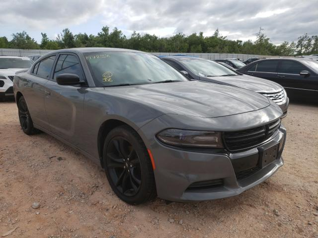 Salvage cars for sale from Copart Oklahoma City, OK: 2018 Dodge Charger SX