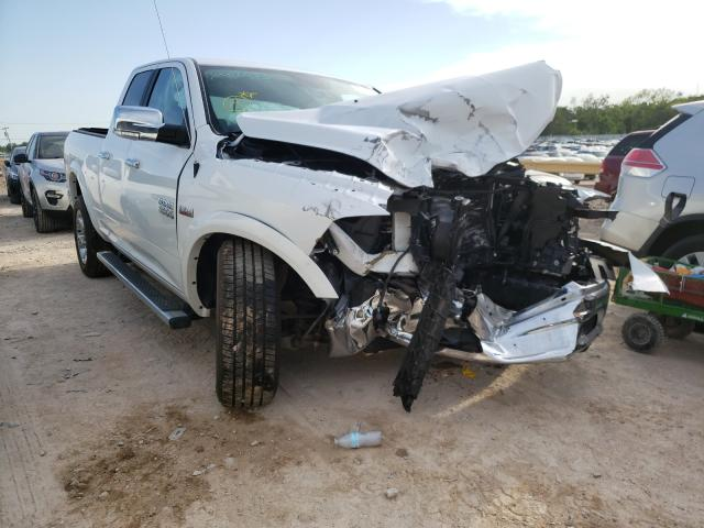 Salvage cars for sale from Copart Oklahoma City, OK: 2016 Dodge 1500 Laram