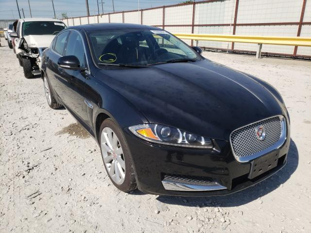 Salvage cars for sale from Copart Haslet, TX: 2014 Jaguar XF