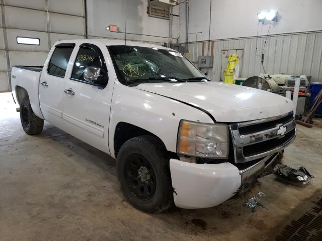 Salvage cars for sale from Copart Columbia, MO: 2010 Chevrolet Silverado