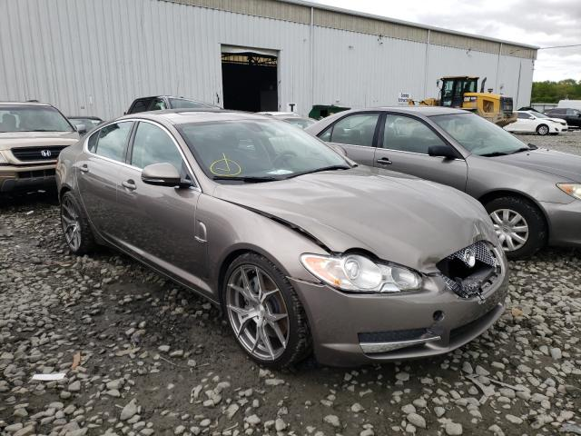 Salvage cars for sale from Copart Windsor, NJ: 2011 Jaguar XF