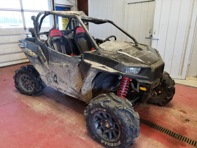 Salvage cars for sale from Copart Angola, NY: 2018 Polaris RZR XP 100