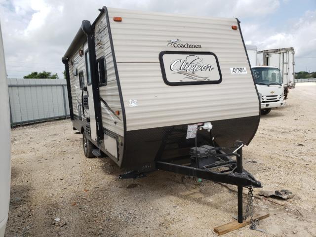 Clipper Trailer salvage cars for sale: 2018 Clipper Trailer