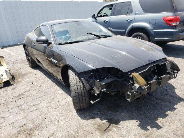 Salvage cars for sale from Copart Colton, CA: 2014 Jaguar XK