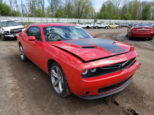 Dodge Challenger salvage cars for sale: 2015 Dodge Challenger