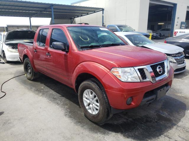 2016 Nissan Frontier S for sale in Anthony, TX