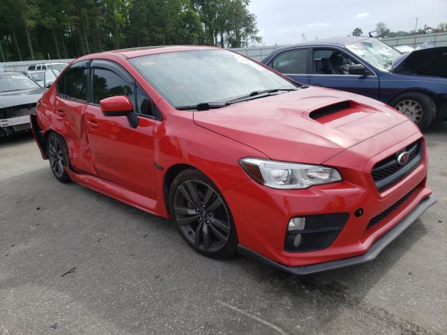 Vehiculos salvage en venta de Copart Dunn, NC: 2017 Subaru WRX Premium