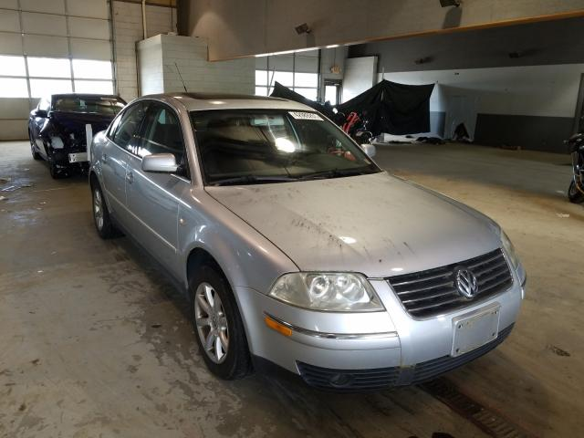 Salvage cars for sale from Copart Sandston, VA: 2004 Volkswagen Passat GLS