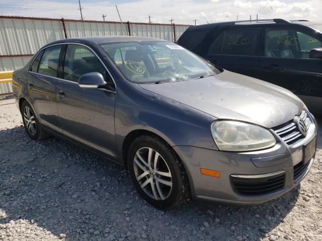 Salvage cars for sale from Copart Haslet, TX: 2006 Volkswagen Jetta 2.5