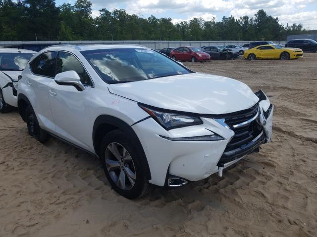 Lexus Vehiculos salvage en venta: 2017 Lexus NX 200T BA
