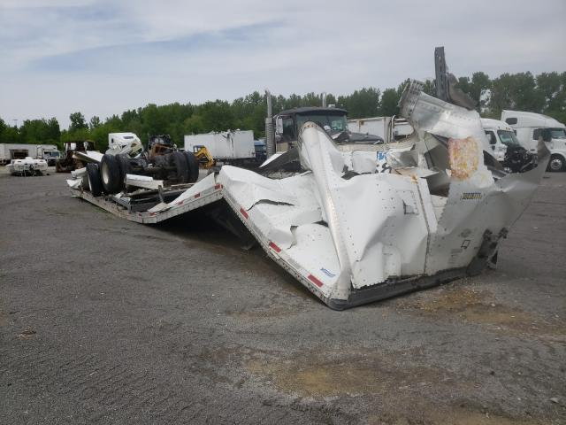 Salvage trucks for sale at Alorton, IL auction: 2011 Vanguard Trailer