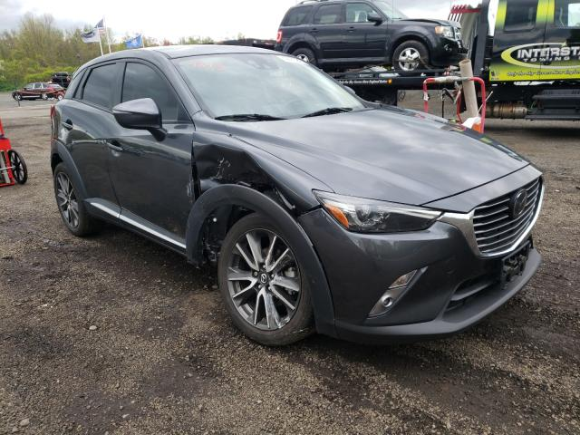 2017 Mazda CX-3 Grand Touring for sale in East Granby, CT