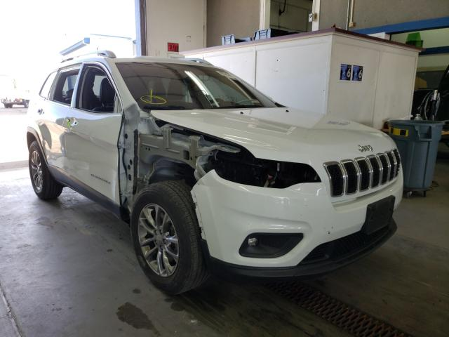 Salvage cars for sale from Copart Pasco, WA: 2019 Jeep Cherokee L