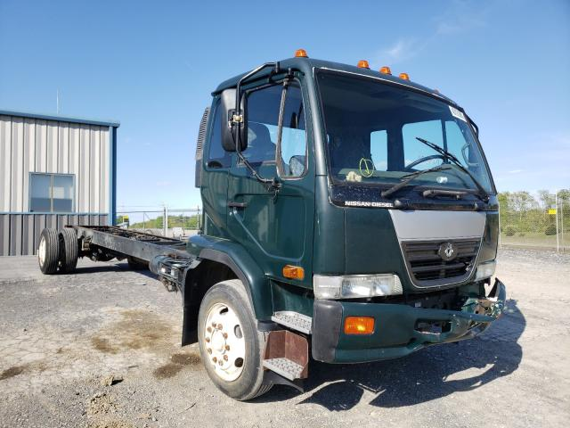 Nissan Diesel salvage cars for sale: 2009 Nissan Diesel UD2600