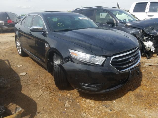 Vehiculos salvage en venta de Copart Bridgeton, MO: 2013 Ford Taurus LIM