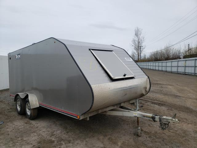Salvage cars for sale from Copart Anchorage, AK: 2018 Miscellaneous Equipment Trailer