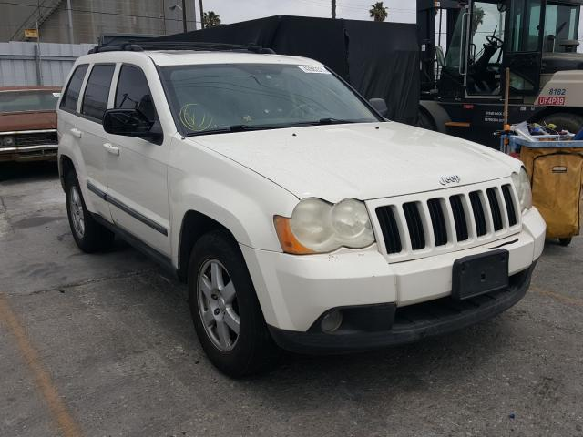 Salvage cars for sale from Copart Wilmington, CA: 2008 Jeep Grand Cherokee