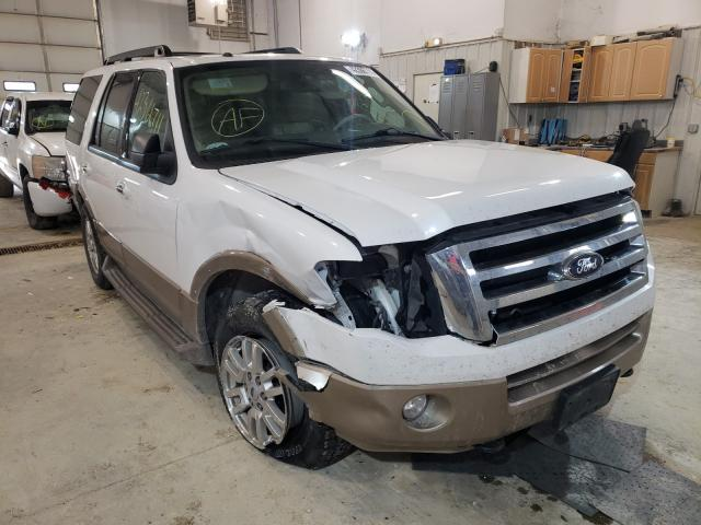 Salvage cars for sale from Copart Columbia, MO: 2013 Ford Expedition