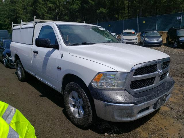 Salvage cars for sale from Copart Graham, WA: 2018 Dodge RAM 1500 ST