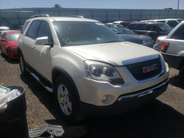 Salvage cars for sale from Copart Albuquerque, NM: 2009 GMC Acadia SLT