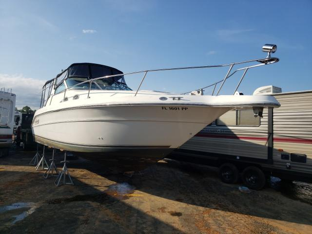 Sea Ray salvage cars for sale: 1996 Sea Ray 300