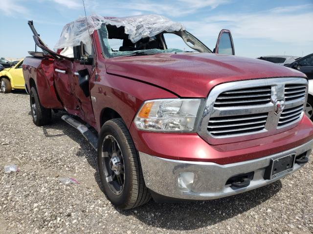 Salvage cars for sale from Copart Houston, TX: 2014 Dodge RAM 1500 SLT