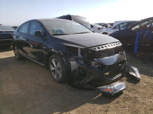 Hyundai Ioniq salvage cars for sale: 2017 Hyundai Ioniq