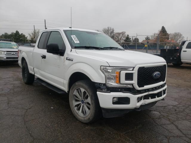 Vehiculos salvage en venta de Copart Denver, CO: 2018 Ford F150 Super
