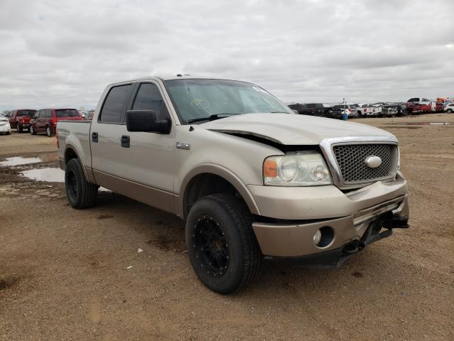 Salvage cars for sale from Copart Amarillo, TX: 2006 Ford F150 Super