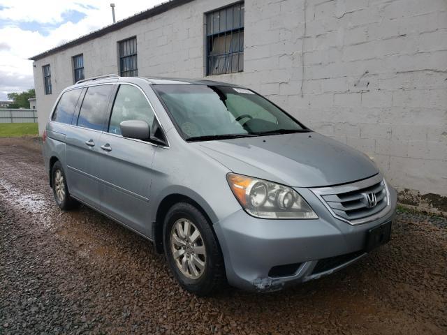 Vehiculos salvage en venta de Copart Hillsborough, NJ: 2008 Honda Odyssey EX