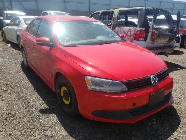 Salvage cars for sale from Copart Albuquerque, NM: 2014 Volkswagen Jetta SE