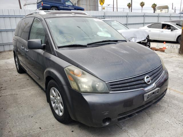 Nissan Quest salvage cars for sale: 2007 Nissan Quest