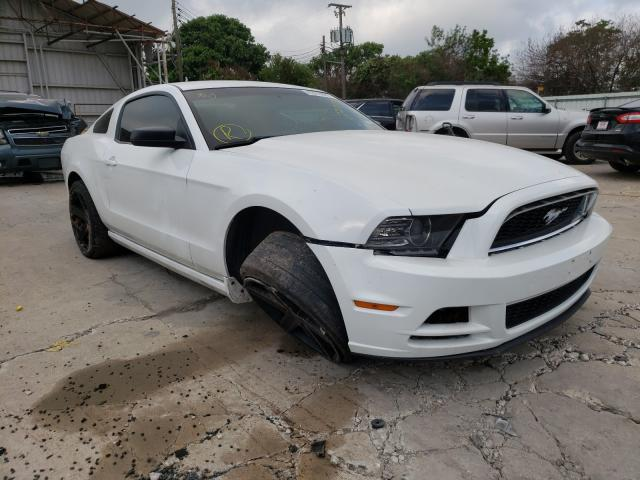 Salvage cars for sale from Copart Corpus Christi, TX: 2014 Ford Mustang