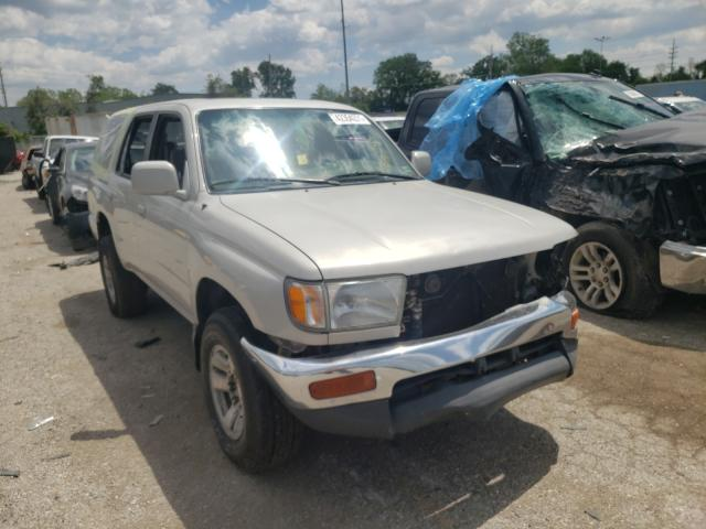 Salvage cars for sale from Copart Bridgeton, MO: 1998 Toyota 4runner SR